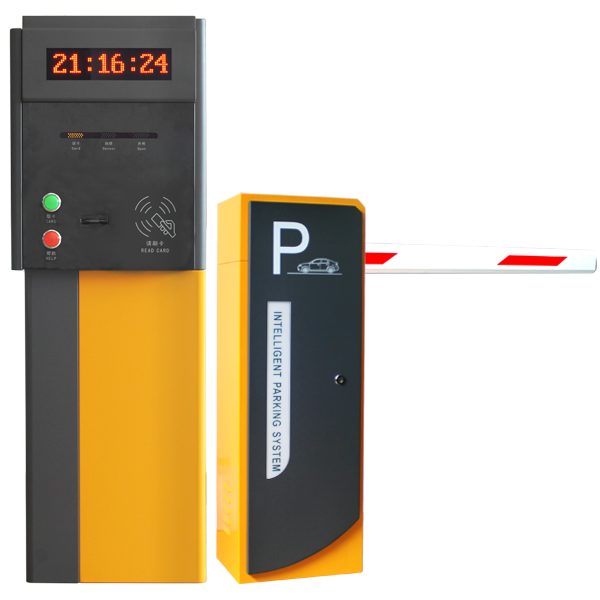 真地标准停车场系统P301DJS 系列