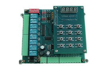 红绿灯区位引导控制主板